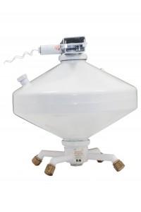 Яуза-ТРВ-1Ех (40) Модуль пожаротушения тонкораспыленной водой взрывозащищенный