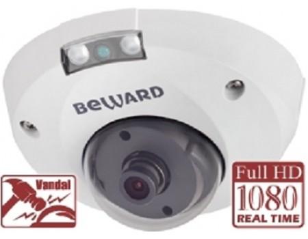B2710DMR (12 мм) IP-камера купольная уличная