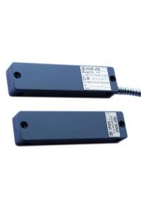 ИМК-ИБ исп.02 Извещатель охранный точечный магнитоконтактный, искробезопасное исполнение, кабель FRHF в металлорукаве