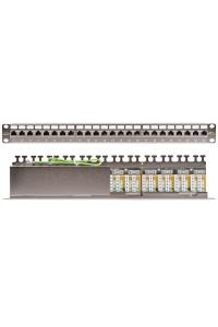 NMC-RP24SA2-1U-MT Патч-панель