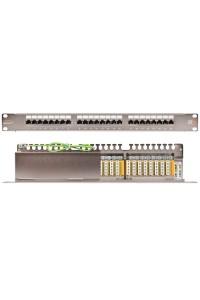 NMC-RP24SE2-1U-MT Патч-панель