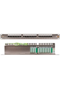 NMC-RP24SD2-1U-MT Патч-панель