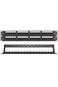 NMC-RP48UD2-2U-BK Патч-панель