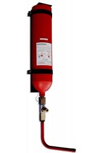 МПП-(Н)-7,5-КД-1-3-У2 BiZone-Truck Модуль газопорошкового пожаротушения для автотранспорта