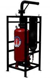 МГПП-110-СО2-30-РХ-АВСЕ-У2 Модуль газопорошкового пожаротушения