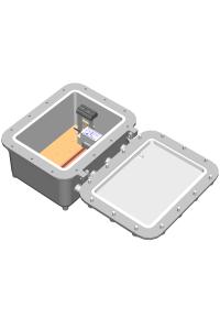 БКУ-1 Ex Блок коммутации и управления