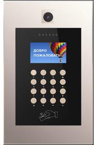 AA-09M GOLD Вызывная панель подъездного IP-домофона