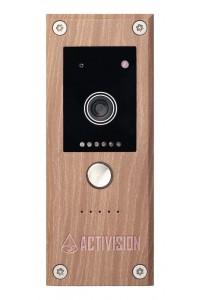 AVP-281 (PAL) Wood Canaletto Видеопанель вызывная цветная