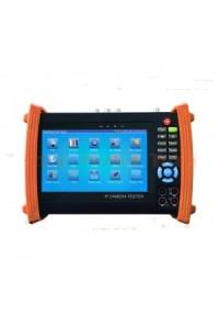 TIP-H-T Многофункциональный тестовый видеомонитор для аналогового и IP видеонаблюдения
