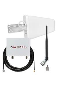 DS-900/1800-17 С1 Комплект усиления сотовой связи 900/1800 МГц