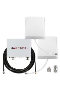 DS-1800/2100-17 С3 Комплект усиления сотовой связи 1800/2100 МГц