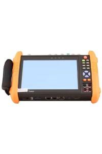 TIP-HOL-MT-7 Многофункциональный тестовый видеомонитор для аналогового и IP видеонаблюдения