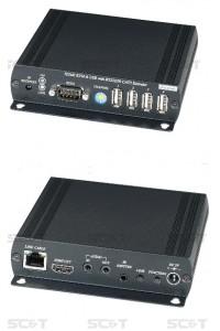 HKM01T Передатчик HDMI, KVM