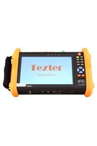 TIP-H-7 Многофункциональный тестовый видеомонитор для аналогового и IP видеонаблюдения