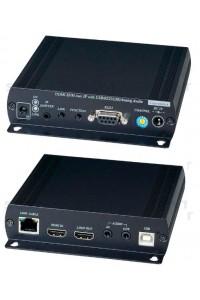 HKM01BT Передатчик KVM